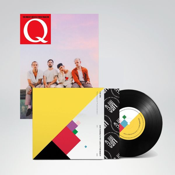 "The 1975: Q MAGAZINE COLLECTORS EDITION 7"" BUNDLE"