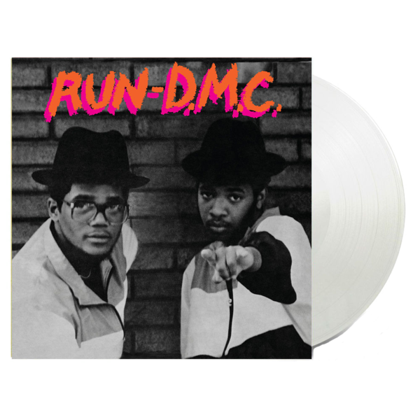 RUN DMC: Run-D.M.C. Limited Edition Transparent Vinyl