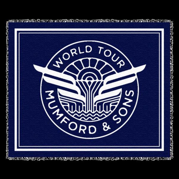 Mumford & Sons : World Tour Blanket
