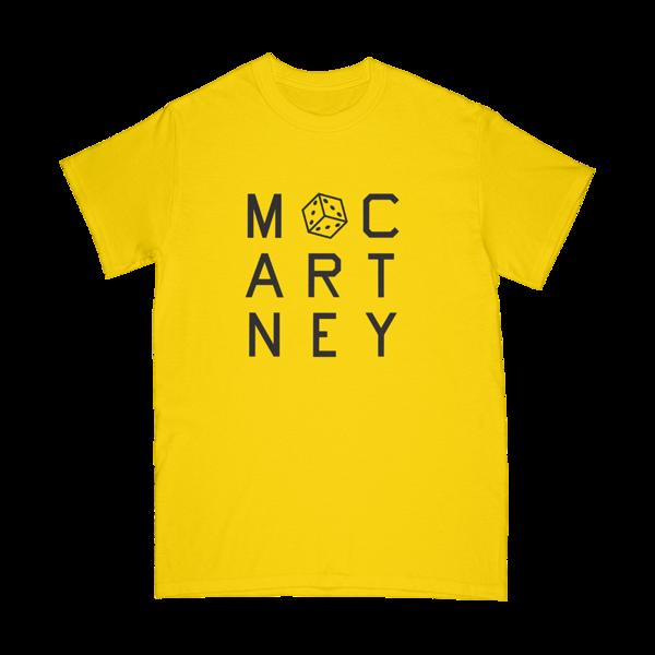 Paul McCartney: III Tee Yellow