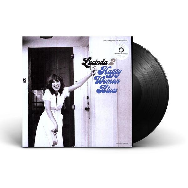 Lucinda Williams: Happy Woman Blues (2019 Reissue)