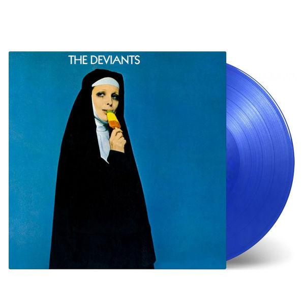 Deviants: Deviants: Limited Edition Transparent Blue Vinyl