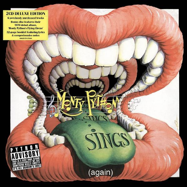 Monty Python: Monty Python Sings (again) (Deluxe 2CD)