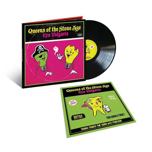 Queens Of The Stone Age: Era Vulgaris: Deluxe Reissue