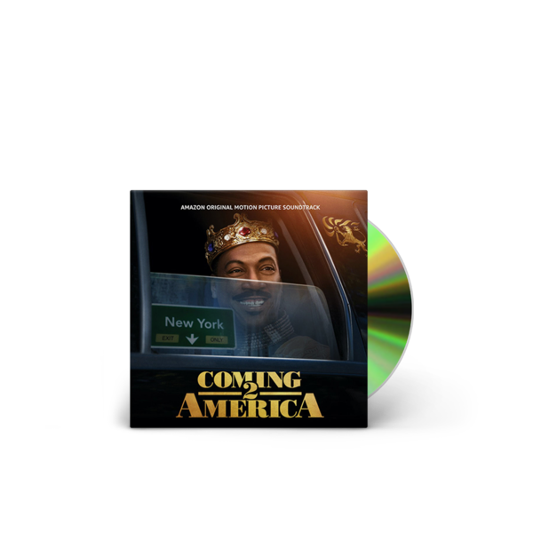 Various: Coming 2 America (Amazon Original Motion Picture Soundtrack)