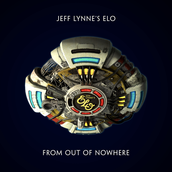 Jeff Lynne's ELO: From Out Of Nowhere: Black Vinyl