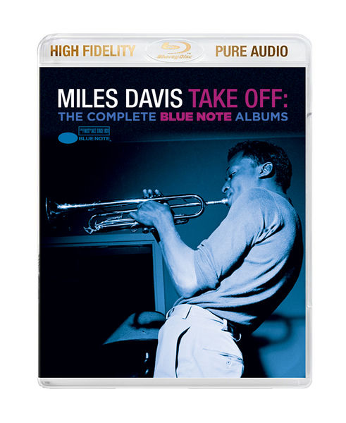 Miles Davis: Take Off: Complete Blue Note: Blu-Ray Audio