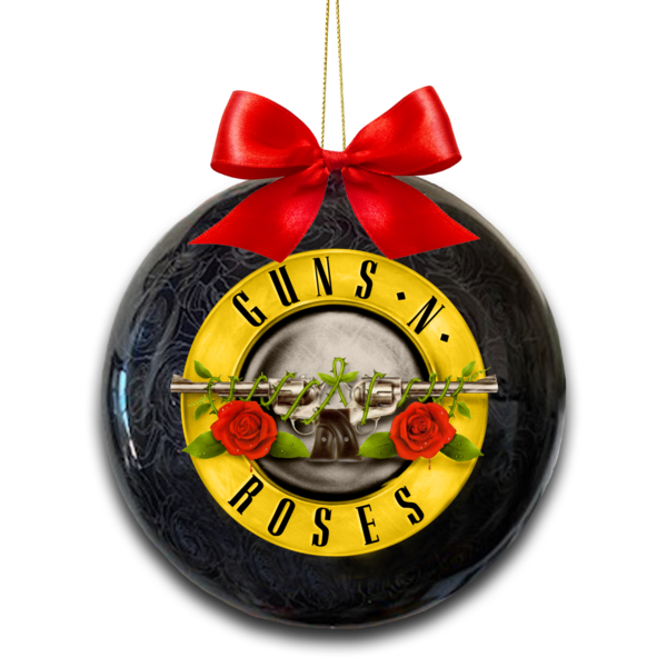 Guns N' Roses: Guns N Roses Ornament