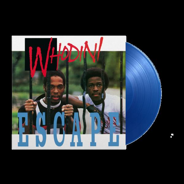 Whodini: Escape: Limited Edition Blue Vinyl