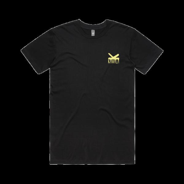 Kawala: BLACK TIGER TEE