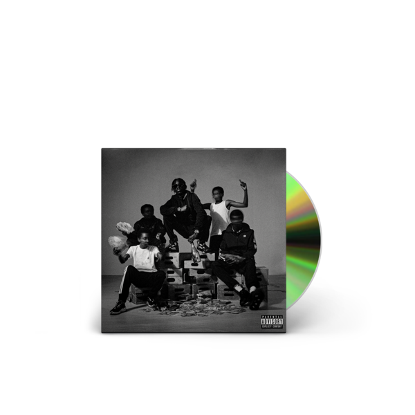 Unknown T: Adolescence CD