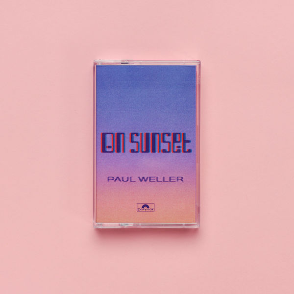 Paul Weller: On Sunset Cassette