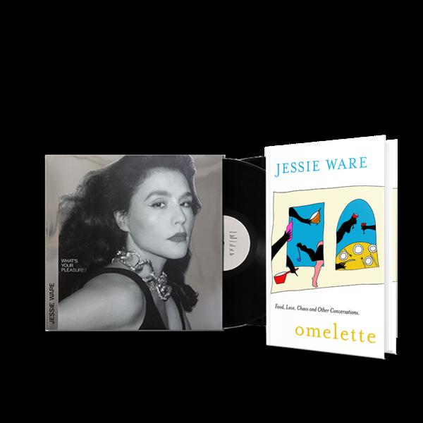 Jessie Ware: Omelette Vinyl Bundle