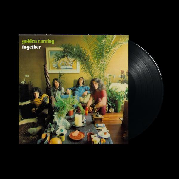Golden Earring: Together: Black Vinyl LP