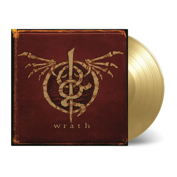 Lamb of God: Wrath: Limited Edition Gold Vinyl