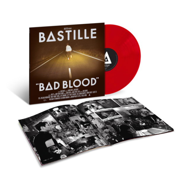 Bastille: Bad Blood: Exclusive Red Vinyl