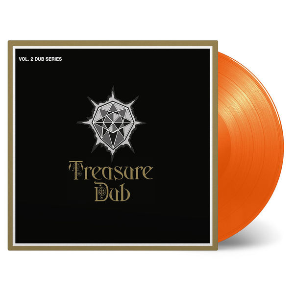 Various Artists: Treasure Dub Vol.2: Orange Numbered Vinyl