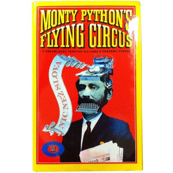 Monty Python: Monty Python's Flying Circus Nic Než Slova Vol. 1 (hardback) - Czech