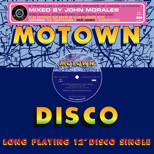 Various Artists: John Morales Presents Club Motown Kings