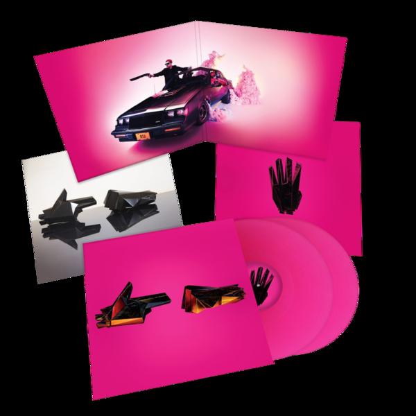 Run The Jewels: RTJ4: Neon Magenta Double Vinyl