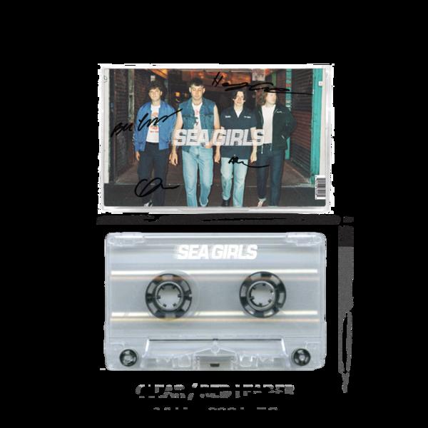 Sea Girls: Homesick: Signed Cassette