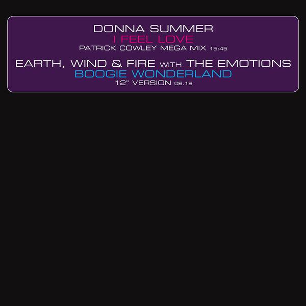 Various Artists: I Feel Love / Boogie Wonderland