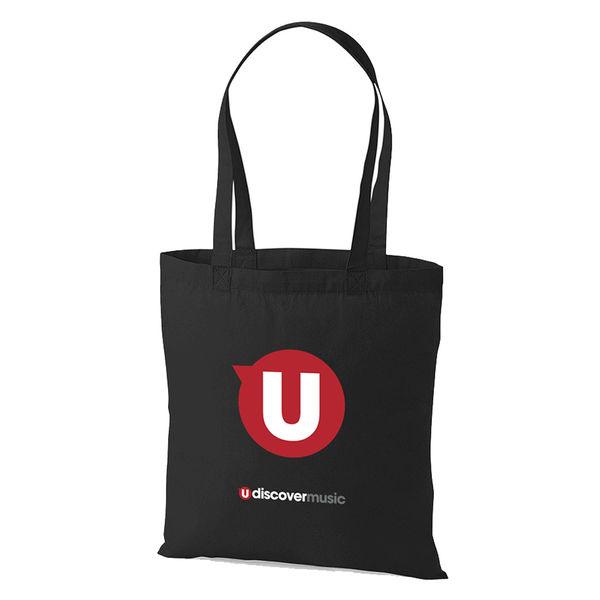 uDiscover: uDiscover Tote Bag