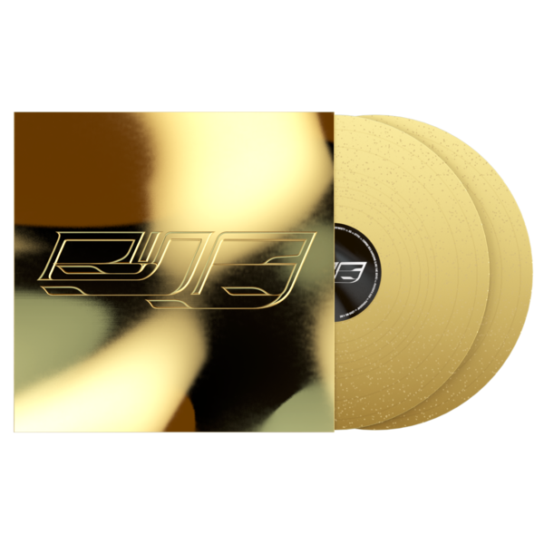 Rina Sawayama: SAWAYAMA Deluxe Gold Glitter Double Vinyl