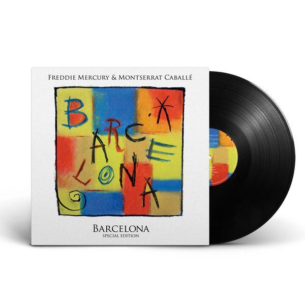 Freddie Mercury & Montserrat Caballé: Barcelona (Special Edition) 180g Vinyl