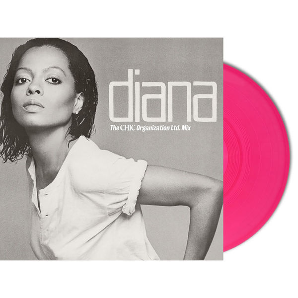 Diana Ross: Diana - The Chic Mix (RSD Pink Vinyl)