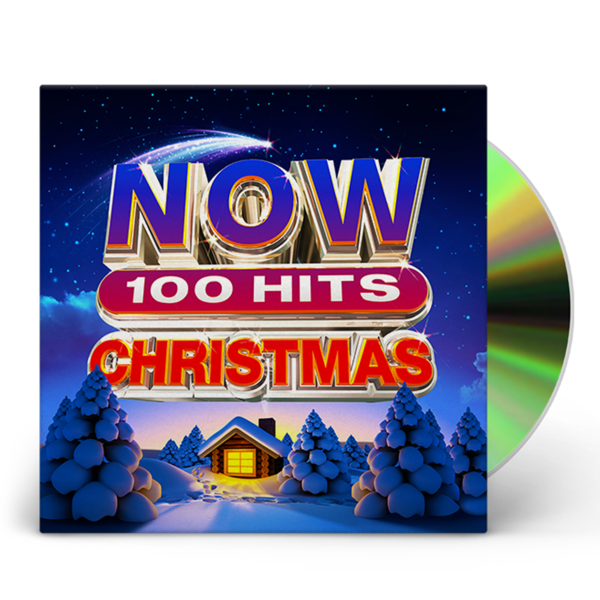 Various Artists: NOW 100 Hits Christmas – 5CD