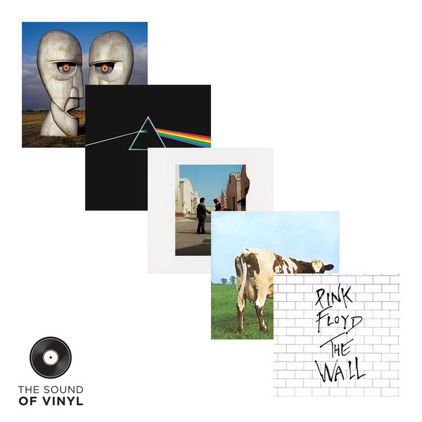 Pink Floyd: The Sound Of... Pink Floyd: Limited Edition Classic Album Bundle