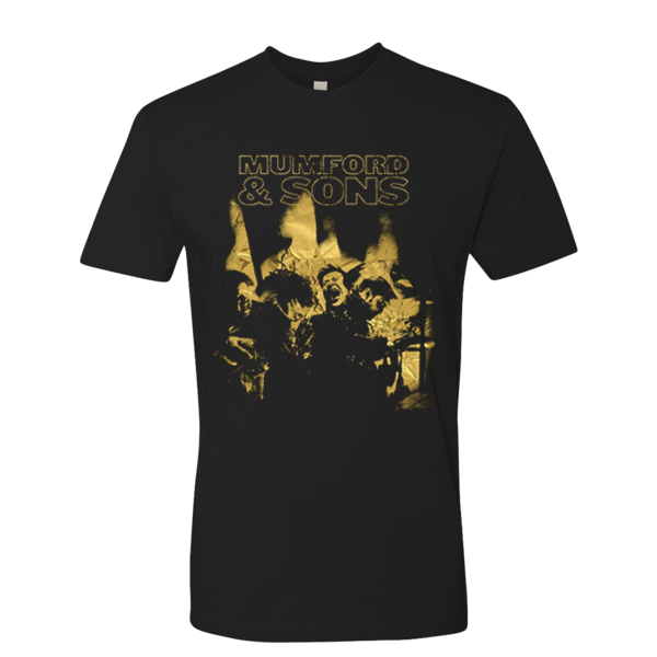Mumford & Sons : Dust and Thunder T-Shirt - M