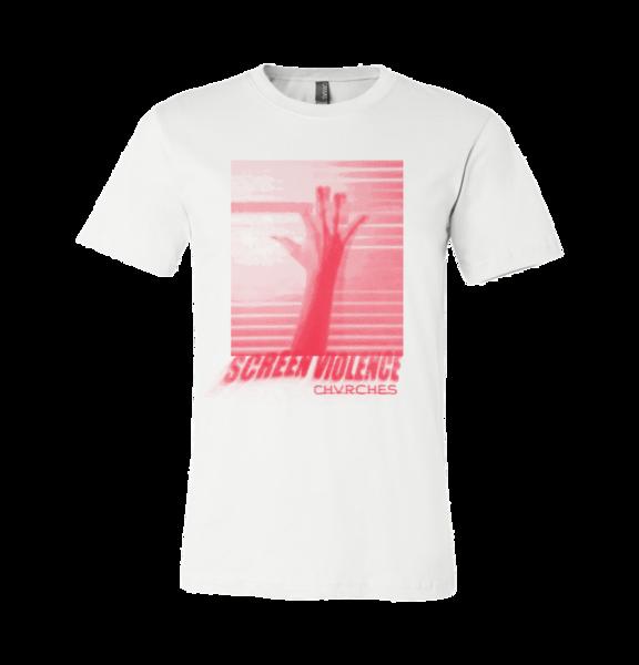 Chvrches: Screen Violence T-Shirt