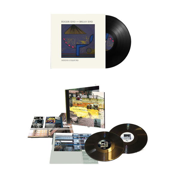 Brian Eno: Brian Eno: The Sound Of Vinyl Deal Of The Day Bundle
