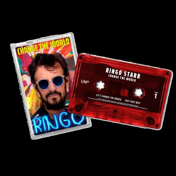Ringo Starr: Change The World EP: Cassette