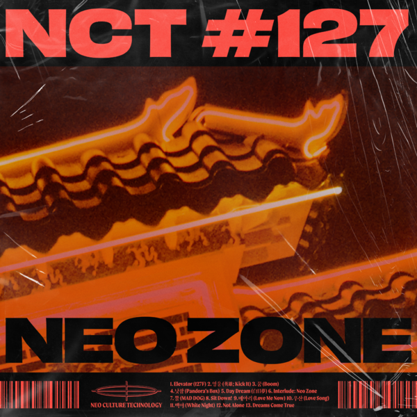NCT 127: NCT #127 Neo Zone - N version
