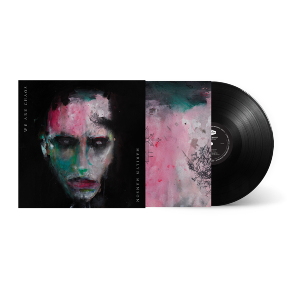 Marilyn Manson: WE ARE CHAOS: Black Vinyl