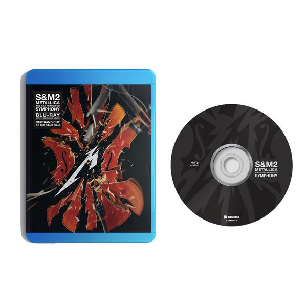 Metallica: S&M2 BLU-RAY