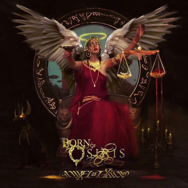 Born Of Osiris: Angel Or Alien: Limited Edition Double Vinyl