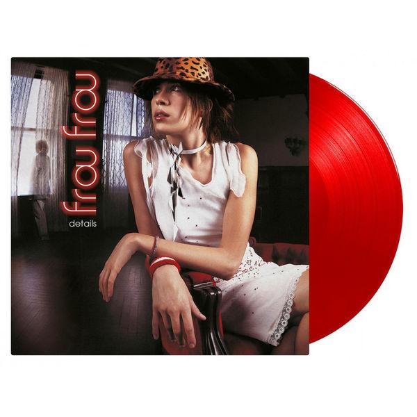 Frou Frou: Details (Red Vinyl)