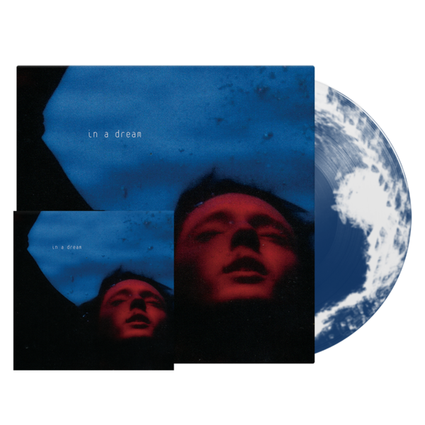 Troye Sivan: In A Dream Blue Mist LP + Signed Art Card