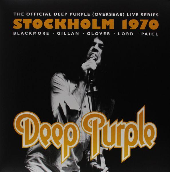 Deep Purple: Stockholm 1970