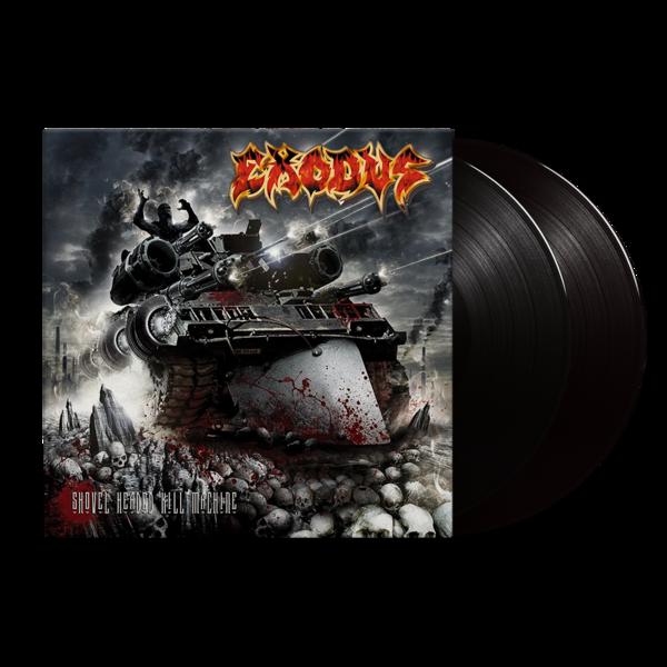 Exodus: Shovel Head Kill Machine: Limited Edition Double Gatefold Vinyl