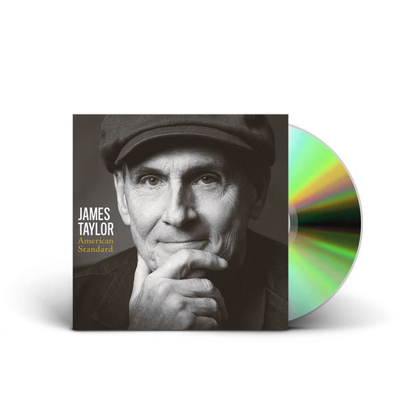 James Taylor: American Standard Signed CD