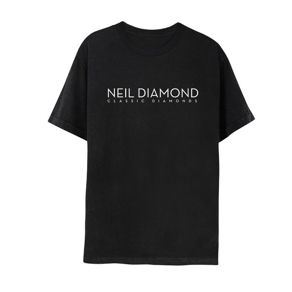 Neil Diamond: Classic Diamonds Tee