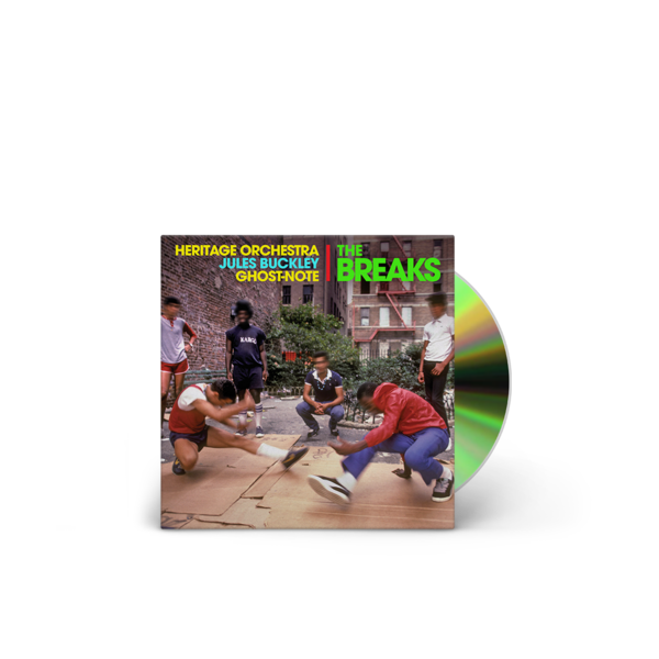 Jules Buckley: The Breaks CD