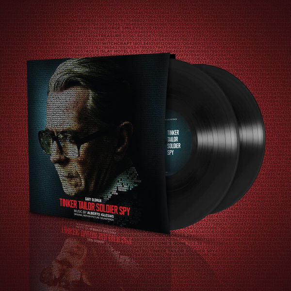 Original Soundtrack: Tinker, Tailor, Soldier, Spy