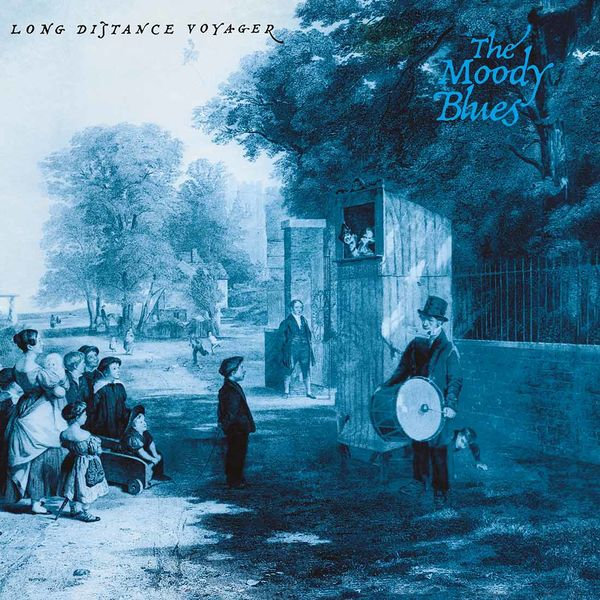 The Moody Blues: Long Distance Voyager