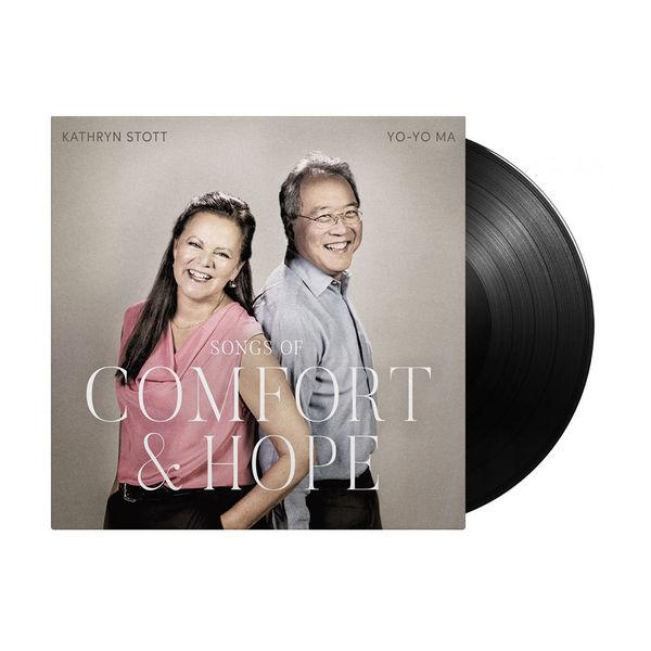 Yo-Yo Ma and Kathryn Stott: Songs of Comfort & Hope